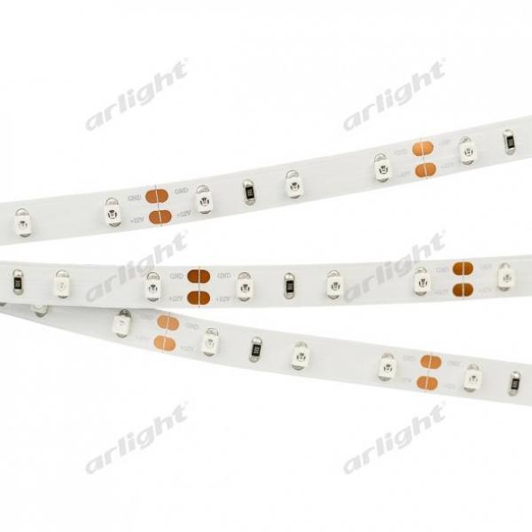 Лента RT 2-5000 12V Yellow (3528, 300 LED, LUX)