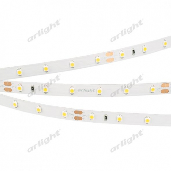 Лента RT 2-5000 24V Warm2700 (3528, 300 LED, LUX)