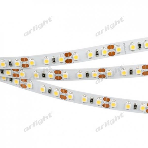 Лента RT 2-5000 12V Warm3000 2x (3528, 600 LED, LUX)