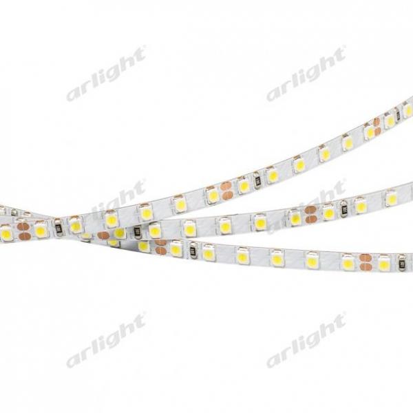 Лента RT 2-5000 24V Warm2400 5mm 2x (3528, 600 LED, LUX)