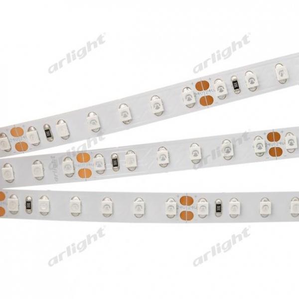 Лента RT 2-5000 24V Orange 2x (3528, 600 LED, LUX)
