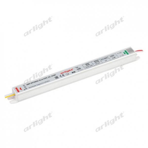 Блок питания ARV-HT12024-Slim (12V, 2A, 24W)