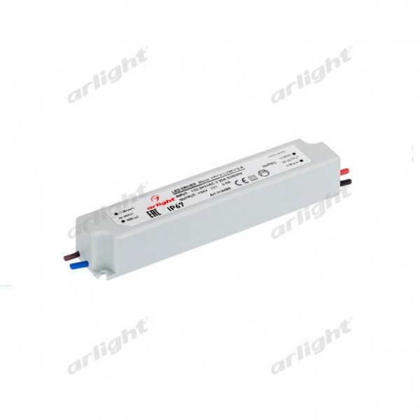 Блок питания ARPV-LV24012-A (24V, 0.5A, 12W)