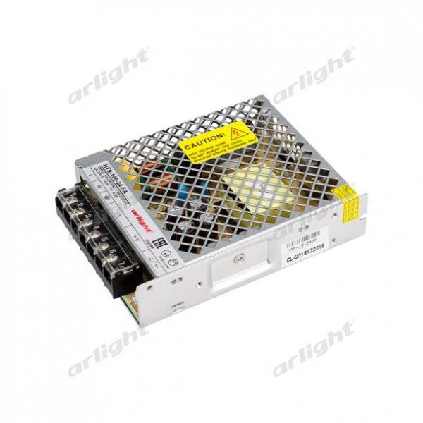 Блок питания HTS-100-24-FA (24V, 4.5A, 100W)