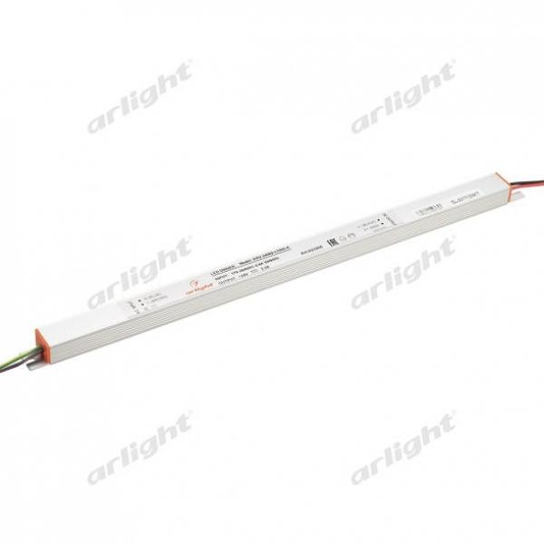 Блок питания ARV-24060-LONG-A (24V, 2.5A, 60W)