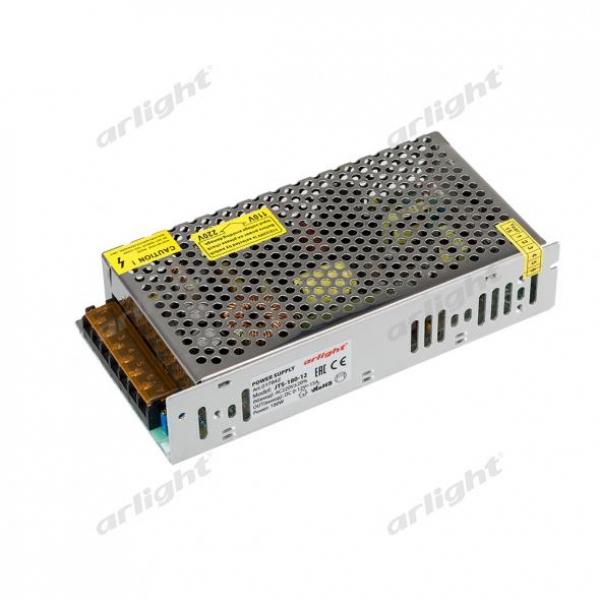 Блок питания JTS-180-12 (0-12V, 15A, 180W)