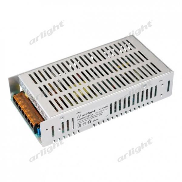 Блок питания JTS-200-24-A (0-24V, 8.3A, 200W)