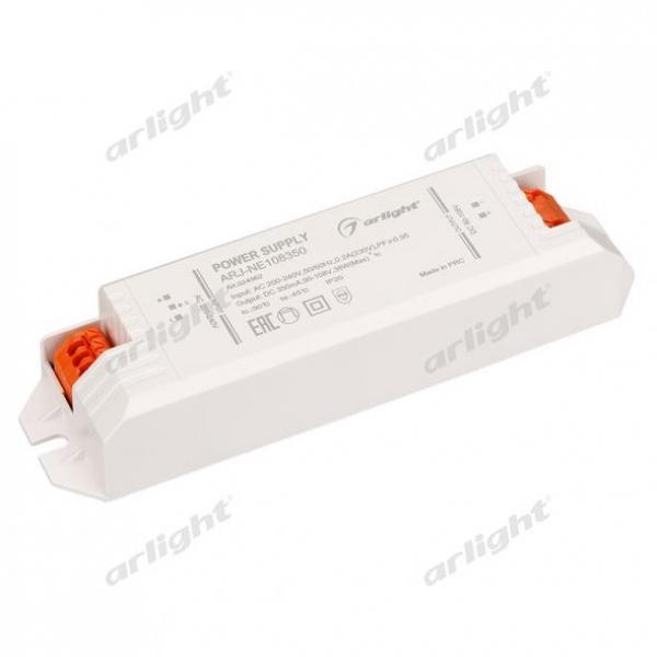 Блок питания ARJ-NE108350 (38W, 350mA, PFC)