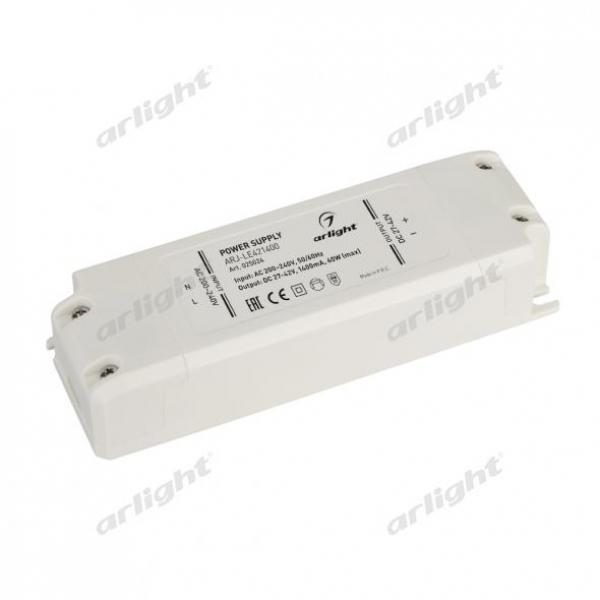Блок питания ARJ-LE421400 (60W, 1400mA, PFC)