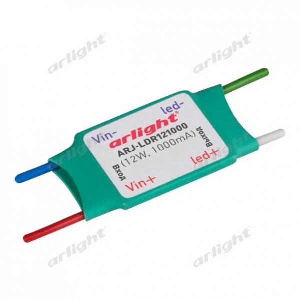 Блок питания ARJ-LDR121000 (12W, 1000mA)