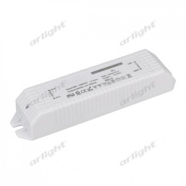 Блок питания ARJ-LK40700-DIM (28W, 700mA, PFC, Triac)