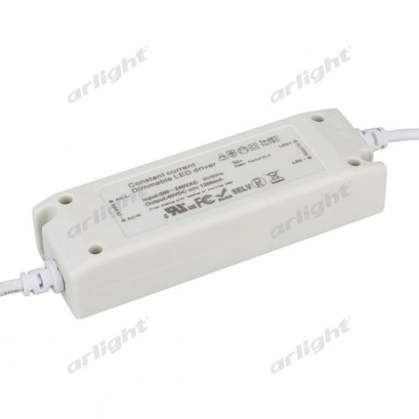 Блок питания ARJ-LK401200-DIM (48W, 1200mA, PFC, Triac)
