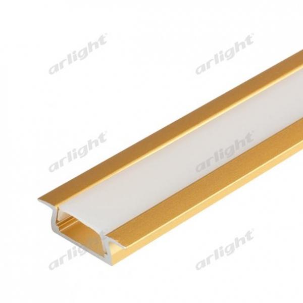 Профиль MIC-F-2000 ANOD Gold Deep