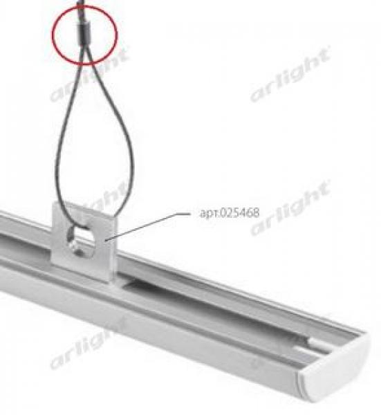 Зажим для троса CLIP-1mm