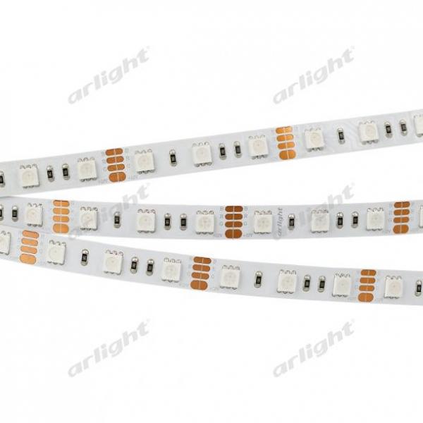 Лента RT 2-5000 12V Pink 2X (5060, 300 LED, LUX)