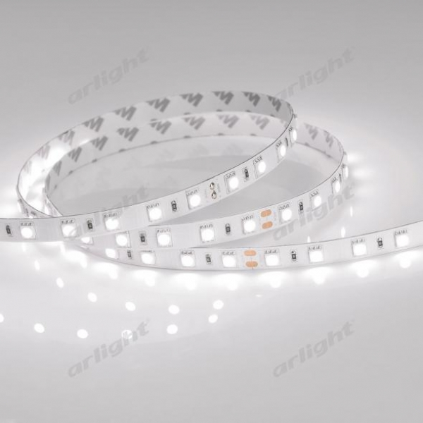 Лента RT 2-5000 24V White5500 2x (5060, 300 LED, LUX)