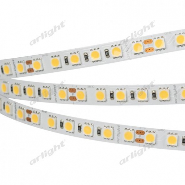 Лента RT6-5050-96 24V White 3x (480 LED)