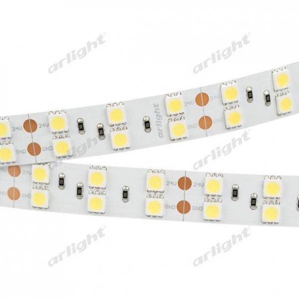 Лента RT 2-5000 24V Day4000 2x2 (5060, 600 LED, LUX)