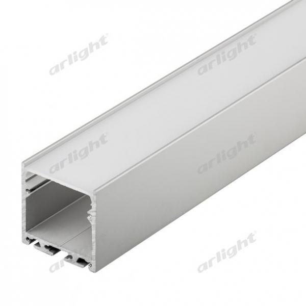 Профиль с экраном SL-LINE-3535-2500 ANOD+OPAL