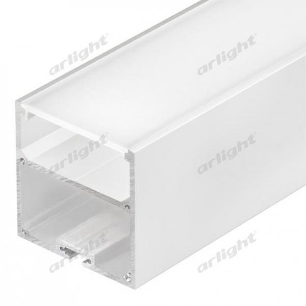 Профиль с экраном SL-LINE-5050-2500 WHITE+OPAL