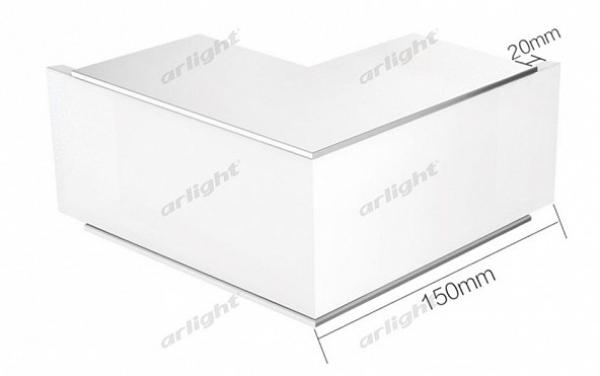 Угол S2-LINE-10570-L90W внешний
