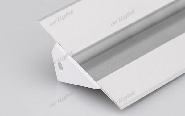 Заглушка ARH-DECORE-S12-CAVE-F с отверстием левая