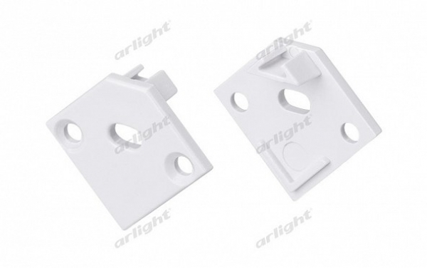 Заглушка ARH-DECORE-S12-EXT-F Square с отверстием