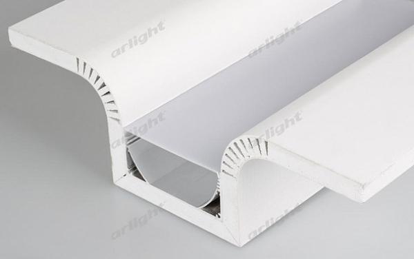 Декоративный Профиль ARL-SLOT-ROUND-80-250 (ГКЛ 12.5мм)