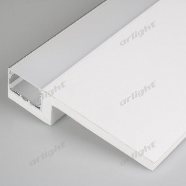 Декоративный Профиль ARL-LINE-EDGE-50-250 (ГКЛ 12.5мм)