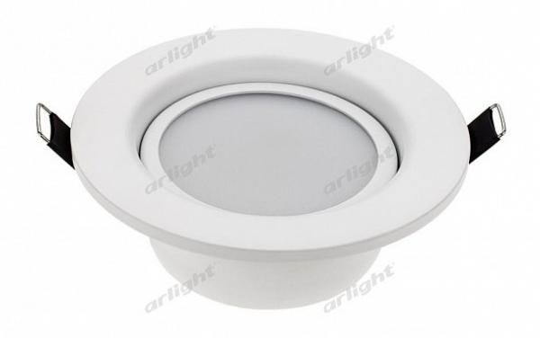 Светодиодный светильник LTD-80WH 9W White 120deg