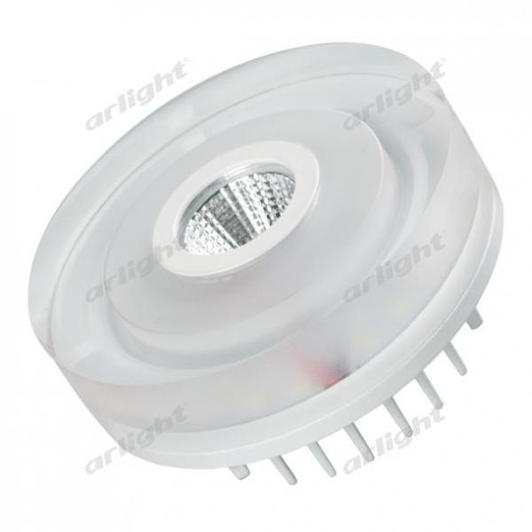 Светильник LTD-80R-Crystal-Roll 2x3W White