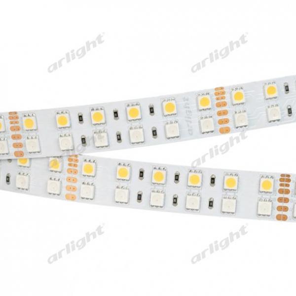 Лента RT 2-5000 24V RGB-White 2x2 (5060, 720 LED, LUX)