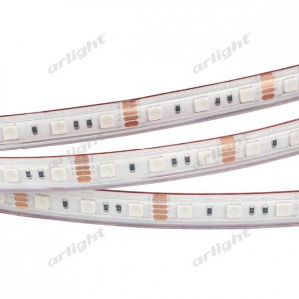 Лента RTW 2-5000PS 12V RGB 2x (5060, 300 LED, LUX)