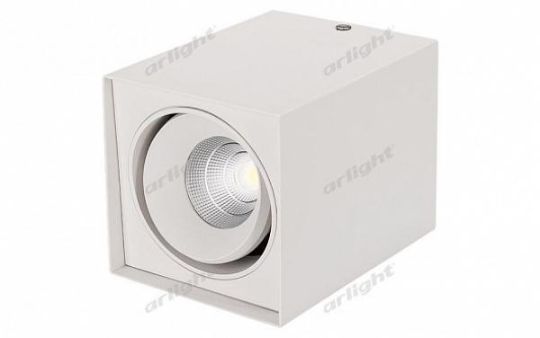 Светильник SP-CUBUS-S100x100WH-11W Warm White 40deg