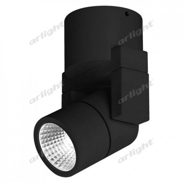 Светильник SP-UNO-R55-5W Warm3000 (BK, 24 deg)