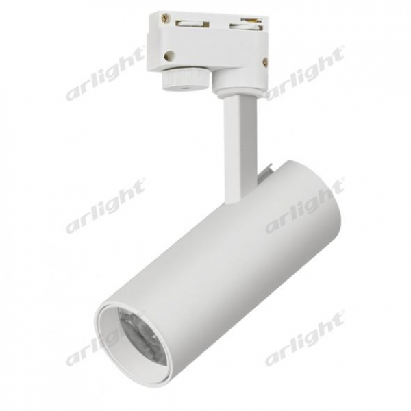 Светильник LGD-GERA-2TR-R55-10W White6000 (WH, 24 deg)