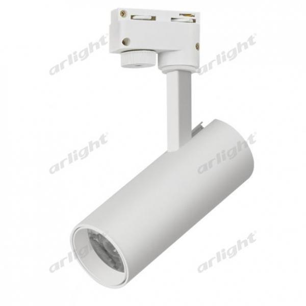Светильник LGD-GERA-2TR-R55-10W Warm3000 (WH, 24 deg)