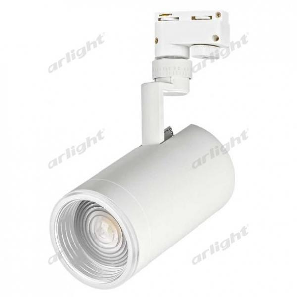 Светильник LGD-ZEUS-2TR-R88-20W Warm3000 (WH, 20-60 deg)
