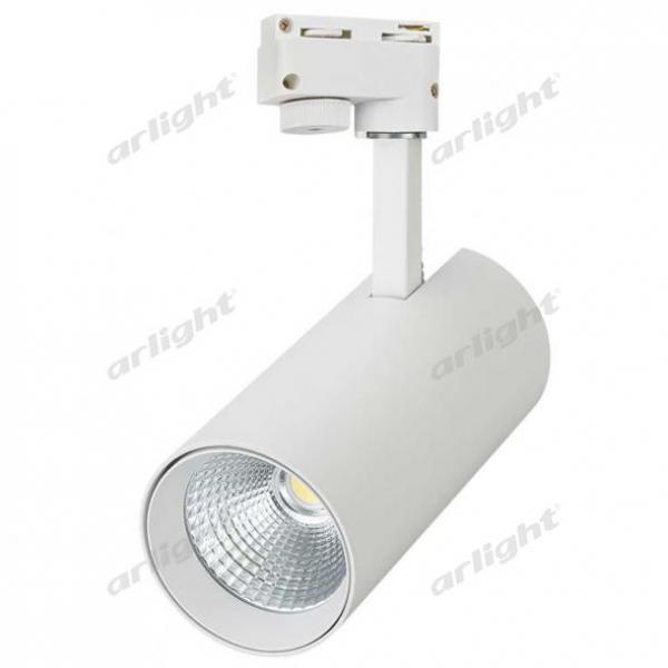 Светильник LGD-GERA-2TR-R90-30W White6000 (WH, 24 deg)