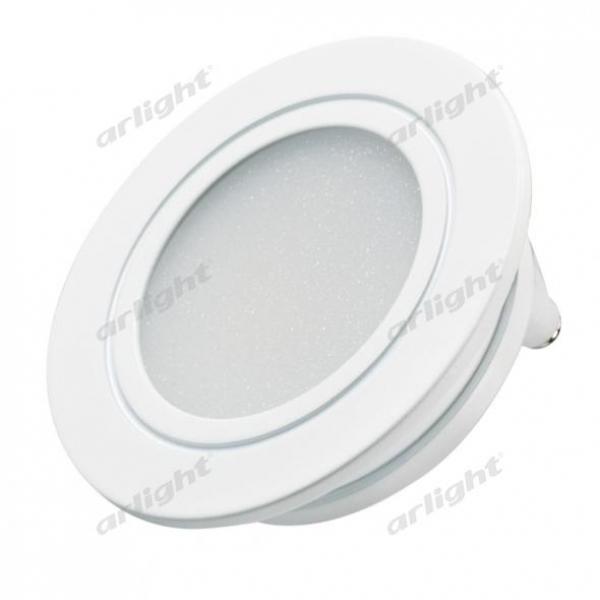 Светодиодный светильник LTM-R60WH-Frost 3W Warm White 110deg