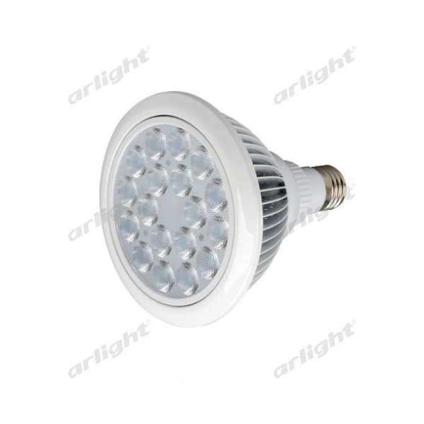 Светодиодная лампа E27 AR-PAR38-30L-18W Warm 2700K