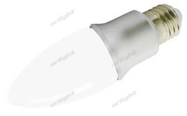 Светодиодная лампа E27 CR-DP-Candle-M 6W Warm White
