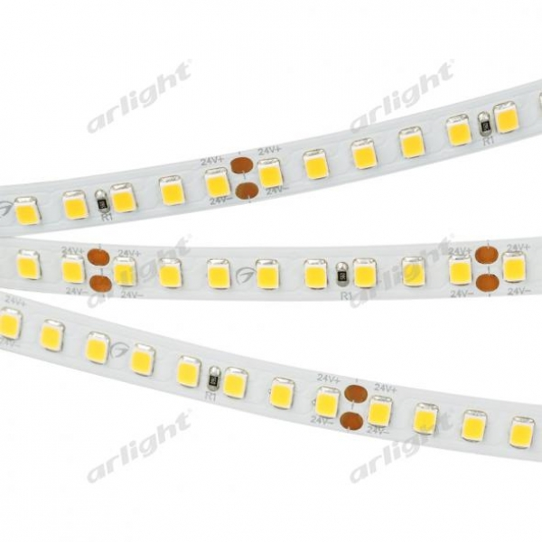 Лента RT 2-5000-50m 24V White5500 2x (2835, 160 LED/m, LUX)