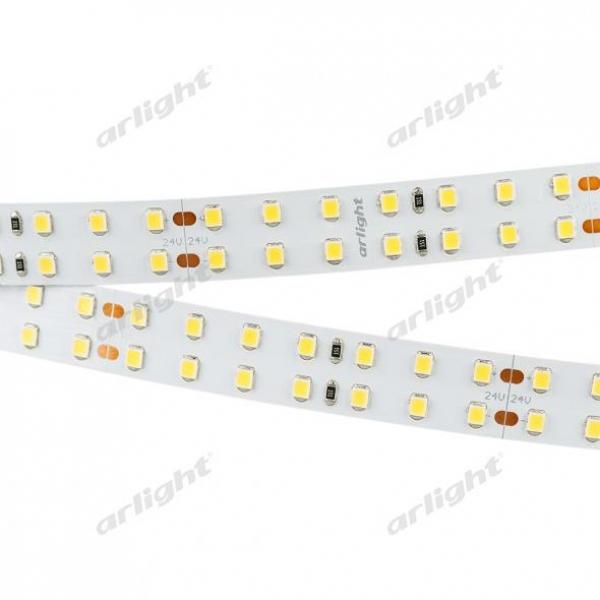 Лента RT 2-5000 24V Warm3000 2x2 (2835, 980 LED, CRI98)