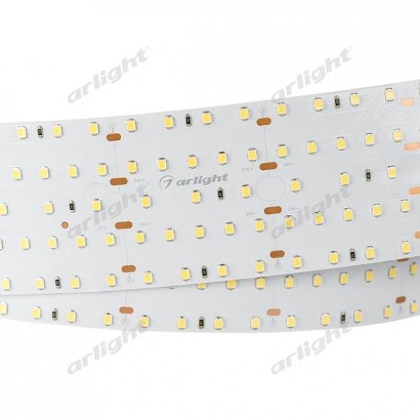 Лента S2-2500 24V White 6000K 59mm (2835, 420 LED/m, LUX)