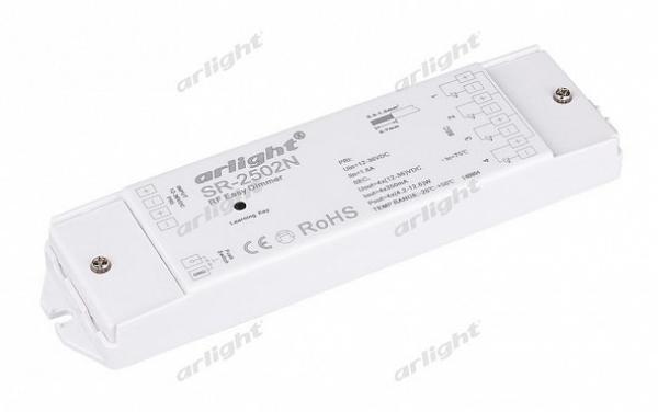 Диммер тока SR-2502N (12-36V, 4x350mA)