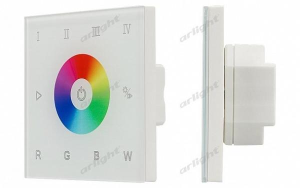 Панель Sens SMART-P6-RGBW (5-24V, 2.4G)