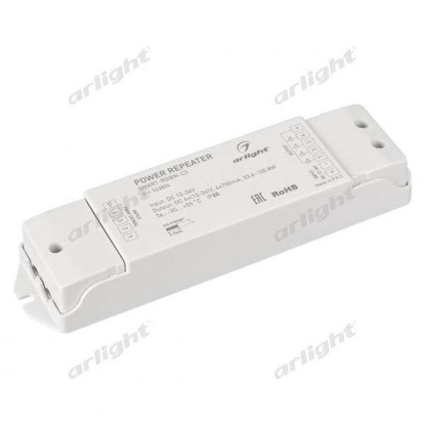 Усилитель SMART-RGBW-С3 (12-36V, 4x700mA)