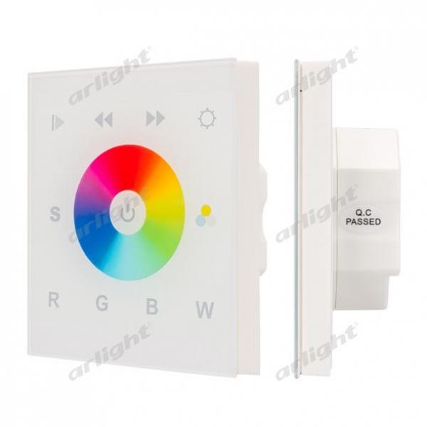 Панель Sens SR-2811-IN White (12-24V, RGBW, DMX)