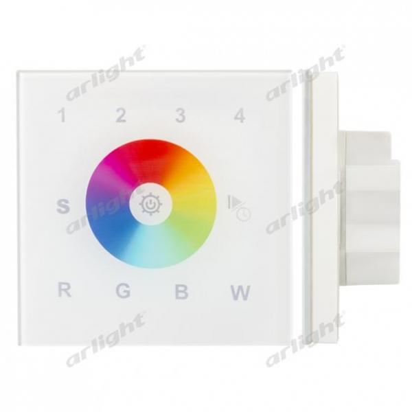 Панель Sens SR-2812-IN White (12-24V,RGBW,DMX,4зоны)